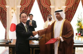 Prime Minister Abe's Visit to the United Arab Emirates (3)