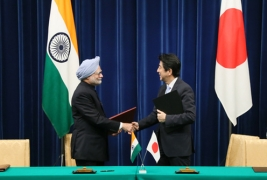 Visit to Japan by Dr. Manmohan Singh, Prime Minister of India and Mrs. Gursharan Kaur (3)
