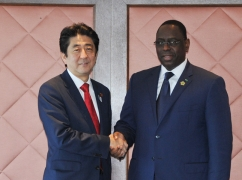 Japan-Senegal Summit Meeting