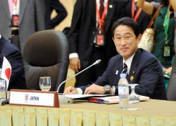 (Photo) Foreign Minister Kishida's Remarks at the Third East Asia Summit (EAS) Foreign Ministers' Meeting (2)