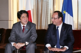 Japan-France Summit Meeting
