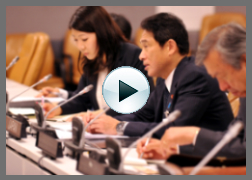 Foreign Minister Kishida Attends the 68th Session of the United Nations General Assembly (YouTube Video)