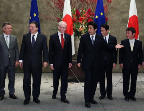 The 21st Japan-EU Summit Meeting