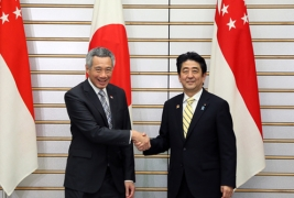Japan-Singapore Summit Meeting ��� Ministry of Foreign Affairs of Japan