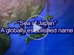 "Video:""Sea of Japan"" - A globally established name (Original Version : 5'45"")"