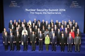 Prime Minister Abe's Attendance at The Hague Nuclear Security Summit