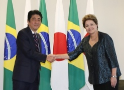 Japan - Brazil Summit Meeting