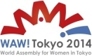 (logo)World Assembly for Women in Tokyo