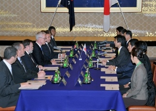 Japan and Australia for an Economic Partnership 2