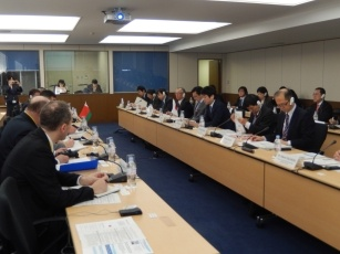 Second Meeting of the Japan-Belarus Joint Committee for the Cooperation to Advance Aftermath Response 1