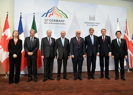 G7 Foreign Ministers' Meeting