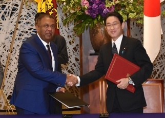 Japan-Sri Lanka Foreign Ministers' Meeting 2