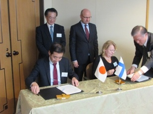 6th Meeting of the Japan-Finland Joint Committee on Cooperation in Science and Technology 3