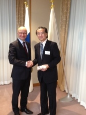 6th Meeting of the Japan-Finland Joint Committee on Cooperation in Science and Technology 1