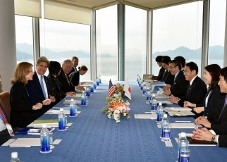 Japan-U. S. Foreign Ministers' Meeting 3