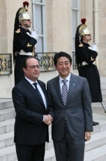 france and japan relationship