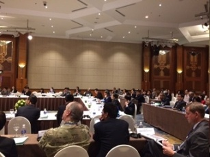 Japan and the UK hold Joint Workshop in Vietnam 2