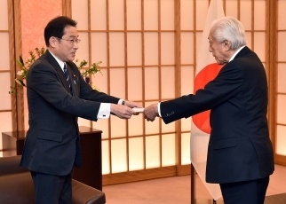 Extension of Dr. Sen Genshitsu's Term of Appointment as Japan-UN Goodwill Ambassador and Appointment as Special Assistant to the Minister for Foreign Affairs 2