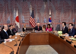 Japan-U.S.-ROK Trilateral Foreign Ministers' Meeting2