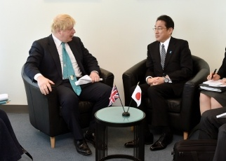 Japan-U.K. Foreign Ministers' Meeting2