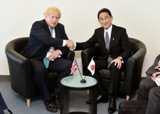 Japan-U.K. Foreign Ministers' Meeting1