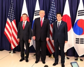 Japan-U.S.-ROK Trilateral Summit Meeting