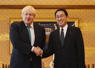 The Sixth Japan-U.K. Foreign Ministers' Strategic Dialogue 1