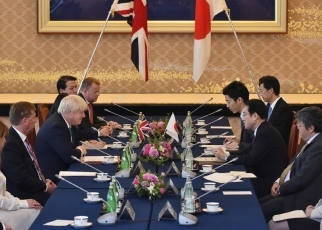 The Sixth Japan-U.K. Foreign Ministers' Strategic Dialogue 2