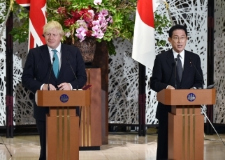 The Sixth Japan-U.K. Foreign Ministers' Strategic Dialogue 3