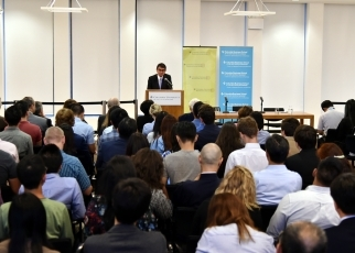 Speech by Foreign Minister Kono at Columbia University2