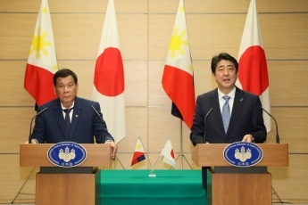 Japan-Philippines Summit Meeting3