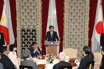Japan-Philippines Summit Meeting4