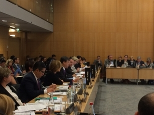 Attendance by Parliamentary Vice-Minister for Foreign Affairs Iwao Horii at OECD Development Assistance Committee High Level Meeting 1