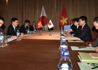 Japan-Viet Nam Foreign Ministers' Meeting2