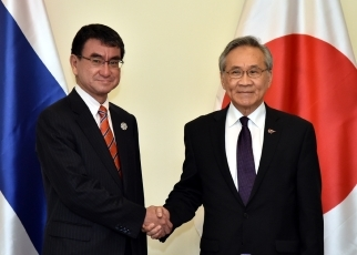Japan-Thailand Foreign Ministers' Meeting