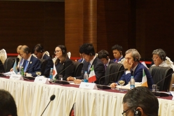 photo3: 13th ASEM Foreign Ministers' Meeting (ASEM FMM13)