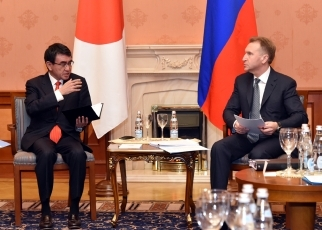Japan-Russia Intergovernmental Committee on Trade and Economic Issues