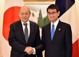 Seventh Japan-France Foreign Ministers' Strategic Dialogue 2