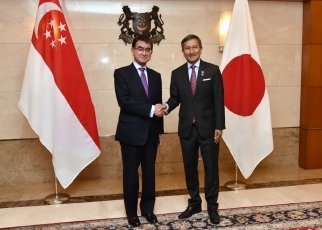 Japan-Singapore Foreign Ministers' Meeting