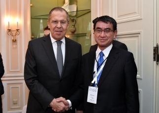 Japan-Russia Foreign Ministerial Meeting