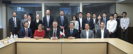 The 4th Japan- France Bilateral Consultations on Cybersecurity