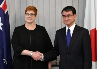 Japan-Australia Foreign Ministers' Meeting1