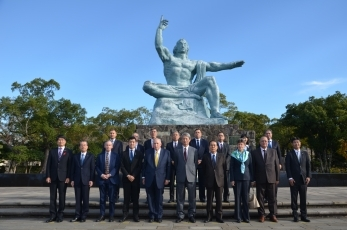 The Third Meeting of the Group of Eminent Persons for Substantive Advancement of Nuclear Disarmament (EPG) 1