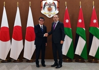 First Japan-Jordan Foreign Ministers' Strategic Dialogue1