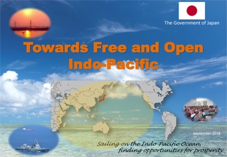 free and open indo pacific strategy japan