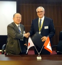 The 14th Japan-Canada Joint Committee Meeting on Science and Technology Cooperation1