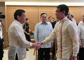 Foreign Minister Kono Visits Philippines | Ministry of