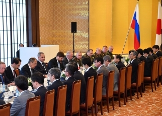 "Japan-Russia Foreign and Defense Ministerial Consultation (""2+2"" Ministerial Meeting) 3"