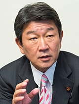 (Photo)Minister for Foreign Affairs Motegi Toshimitsu