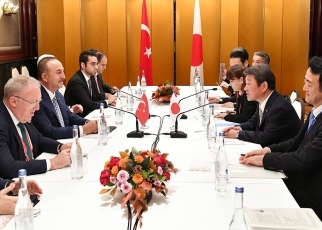 Japan-Turkey Foreign Ministers' Meeting 2